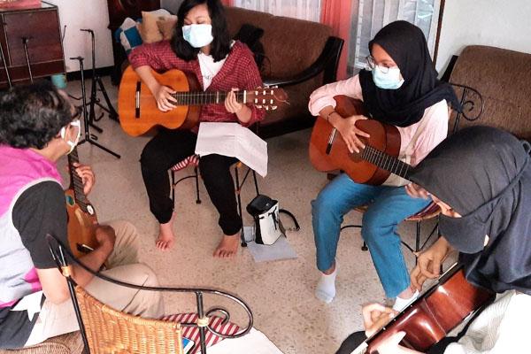 les privat musik surabaya